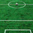 Royalty-Free Stock Photo: Football background