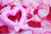 Pink Valentine's Day — Stock Photo