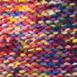 Stock Photo: colored wool