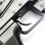 AK-47 Kalashnikov — Stock Photo
