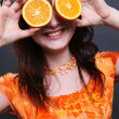 Orange mood — Stock Photo #2554223
