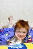 Redheaded — Stock Photo