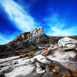 Mount Kinabalu — Stock Photo