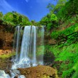 Dambri waterfall — Foto Stock