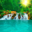 Водопад — Стоковое фото
