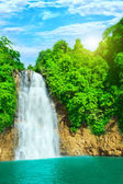 Bobla waterfall — Stock Photo