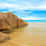 Beach — Stock Photo #1634504