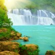 Detian waterfall — Stock Photo