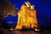 Nhan tower. — Stock Photo