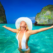 Maya bay — Stock Photo #1839529