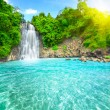 Stock Photo: Waterfall