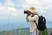 Tourist — Stock Photo