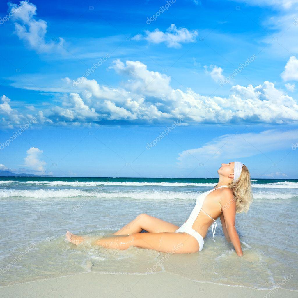 Бікіні пляж