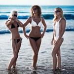 Three beautiful woman — Stock Photo