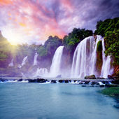 Banyue vodopád — Stock fotografie