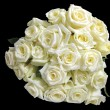 White roses — Stock Photo #1593089