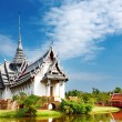 Royalty-Free Stock Photo: Sanphet Prasat Palace, Thailand