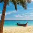 Tropical beach, Thailand — Stock Photo #1593073