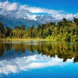 Stock Photo: Beautiful lake