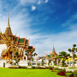 Grand Palace Bangkok Thailand - Stock Photo
