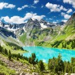 Mountain lake — Stock Photo #1593654