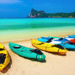 Tropical beach — Stock Photo #1594329
