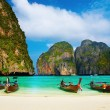 Tropical beach, Maya Bay, Thailand — Stock Photo #1594464