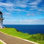 Cape Reinga Lighthouse — Stock Photo