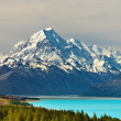 Stock Photo: Mount Cook
