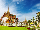 Grand Palace Bangkok Thailand — Stock Photo