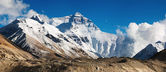 Mount Everest — Stock Photo
