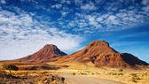 Kalahari Desert — Stock Photo