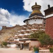ancient stupa kumbum,  tibet — Stock Photo