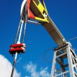 Oil pump jack - Foto de Stock