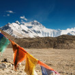 Mount Everest — Stockfoto