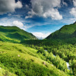 Mountain valley — Stock Photo #1619922