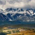 Mountain range — Stock Photo #1620077