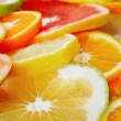 Citrus fruits — Foto de stock #1620160
