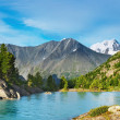 Mountain lake — Stock Photo #1620389