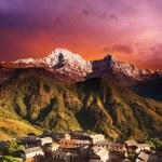 fantasía del Himalaya — Foto de Stock