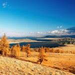 Mongolian landscape — Stock Photo #1620680