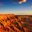 Fish River canyon — Stock Photo