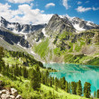 Mountain lake — Stock Photo #1621719
