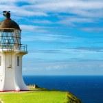 Cape Reinga Lighthouse, New Zealand — Stock Photo