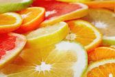 Citrus fruits — Stock Photo