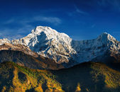 Annapurna South — Stock Photo