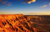 Fish River canyon — Stockfoto