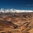Tibetan landscape — Stock Photo