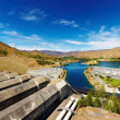 Stock Photo: Hydroelectric station