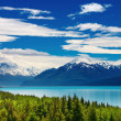Mount Cook, New Zealand — Stock Photo #1699870